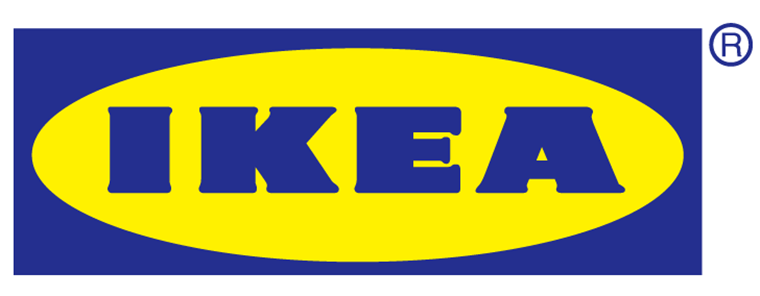IKEAのロゴマーク