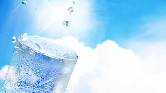 月曜断食は水に変わる飲み物はなし