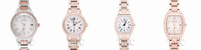 シチズン XC レディース腕時計