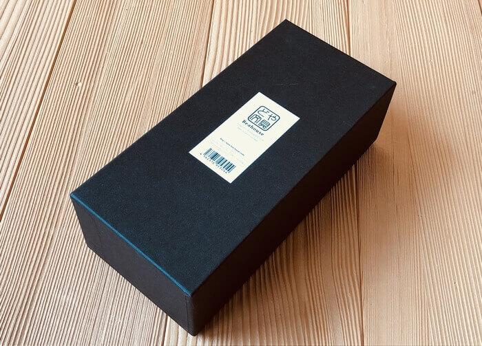 どや文具ペンケースの化粧箱