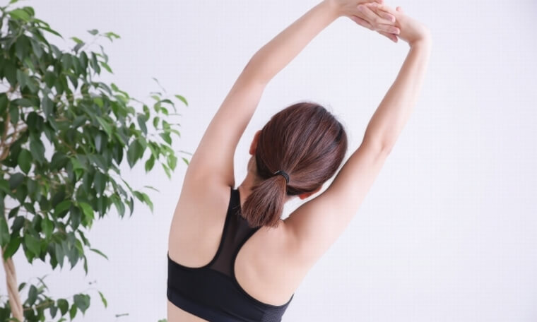 家でできる運動・フィットネス